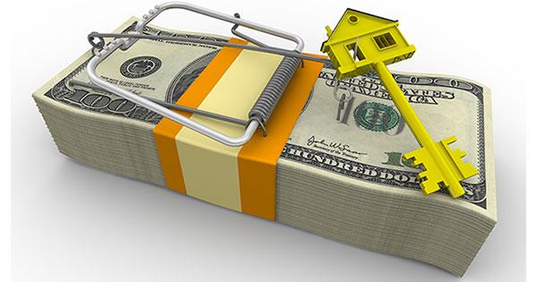 Careful…Don't Get Caught in the Rental Trap! | Bridge Builders