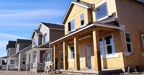 New Home Sales Up 12.7% From Last Year | Bridge Builders