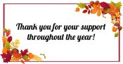 Thank You for Your Support! | Bridge Builders