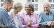 The Many Benefits of Aging in a Community | Bridge Builders