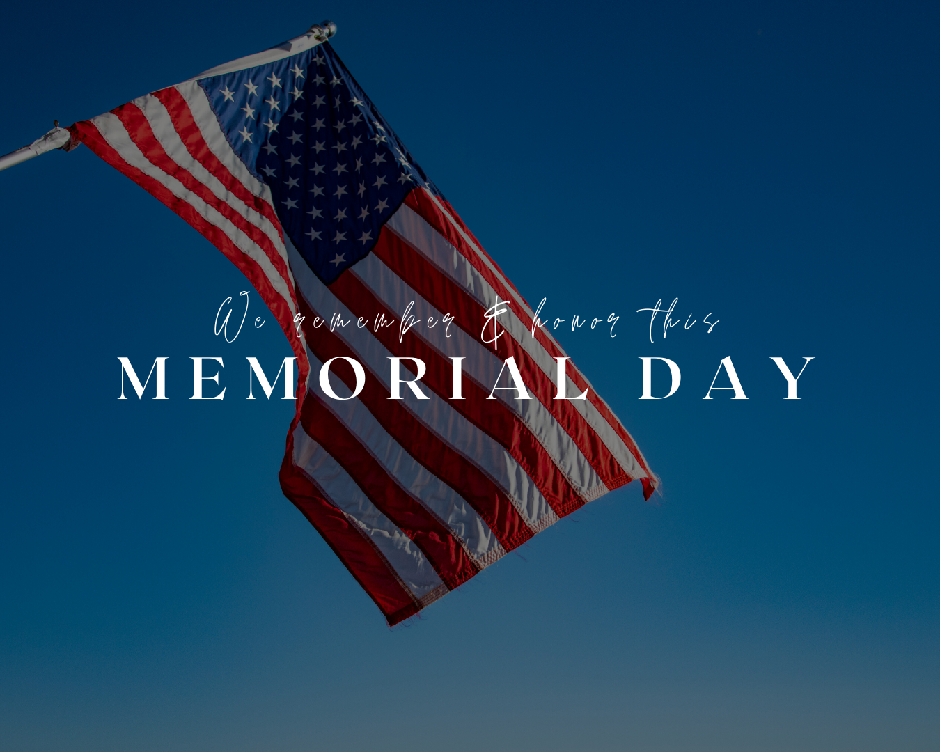 We Remember & Honor Those Who Gave All | Bridge Builders