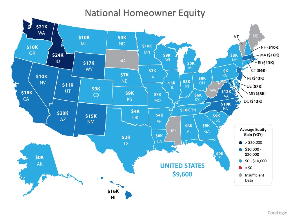 Want to Make a Move? Homeowner Equity is Growing Year-Over-Year | Bridge Builders