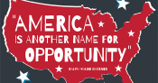 America Is Another Name for Opportunity [INFOGRAPHIC] | Bridge Builders