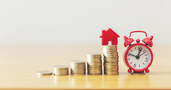 How Much Time Do You Need To Save for a Down Payment?   Bridge Builders