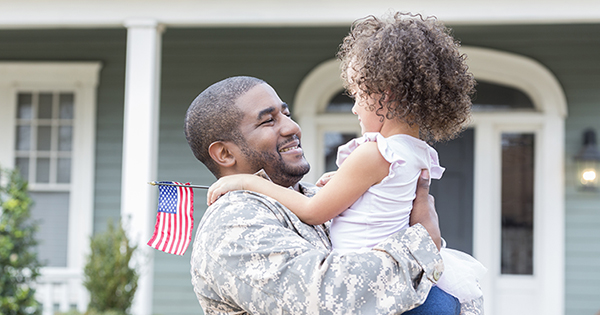 Home Sellers: There Is an Extra Way To Welcome Home Our Veterans | Bridge Builders