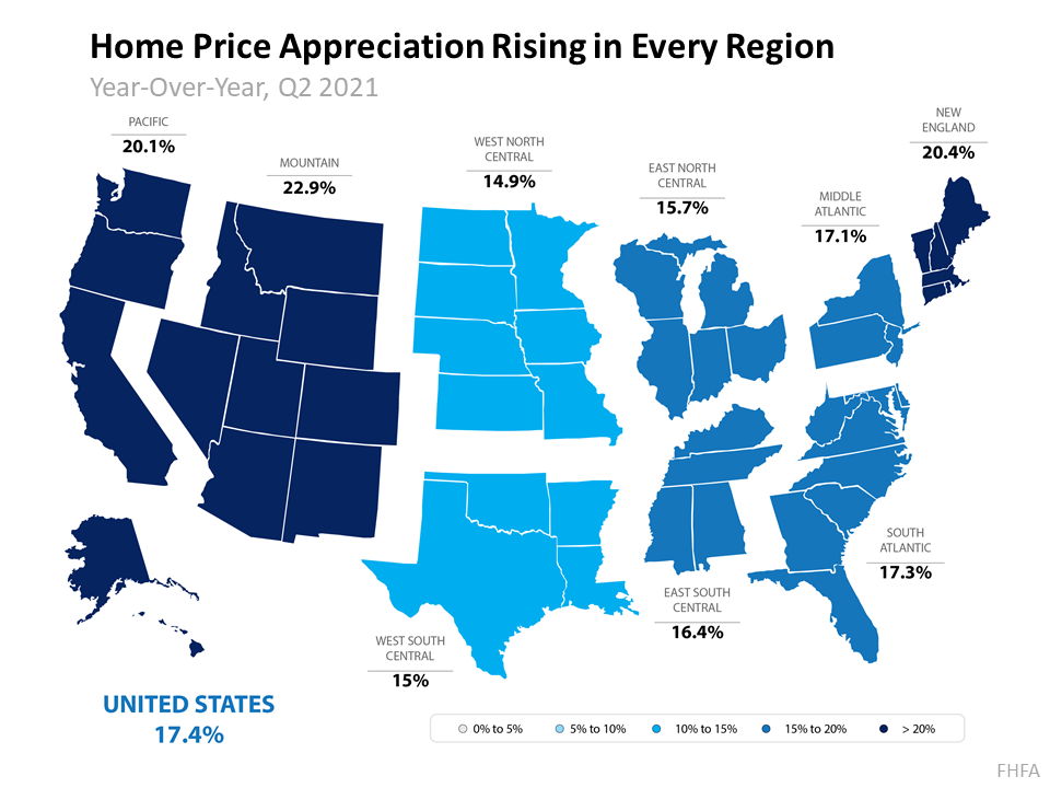 Home Price Appreciation Is Skyrocketing in 2021. What About 2022?   Bridge Builders
