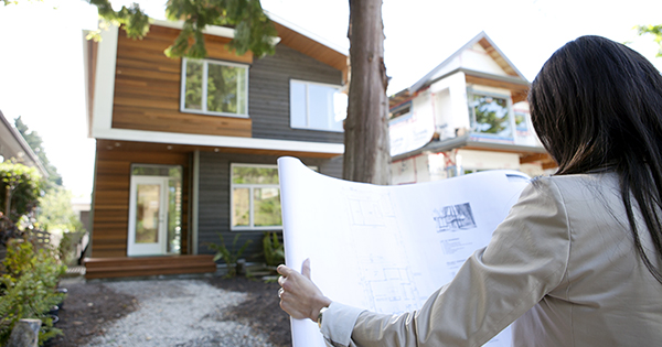 Looking To Move? It Could Be Time To Build Your Dream Home.   Bridge Builders